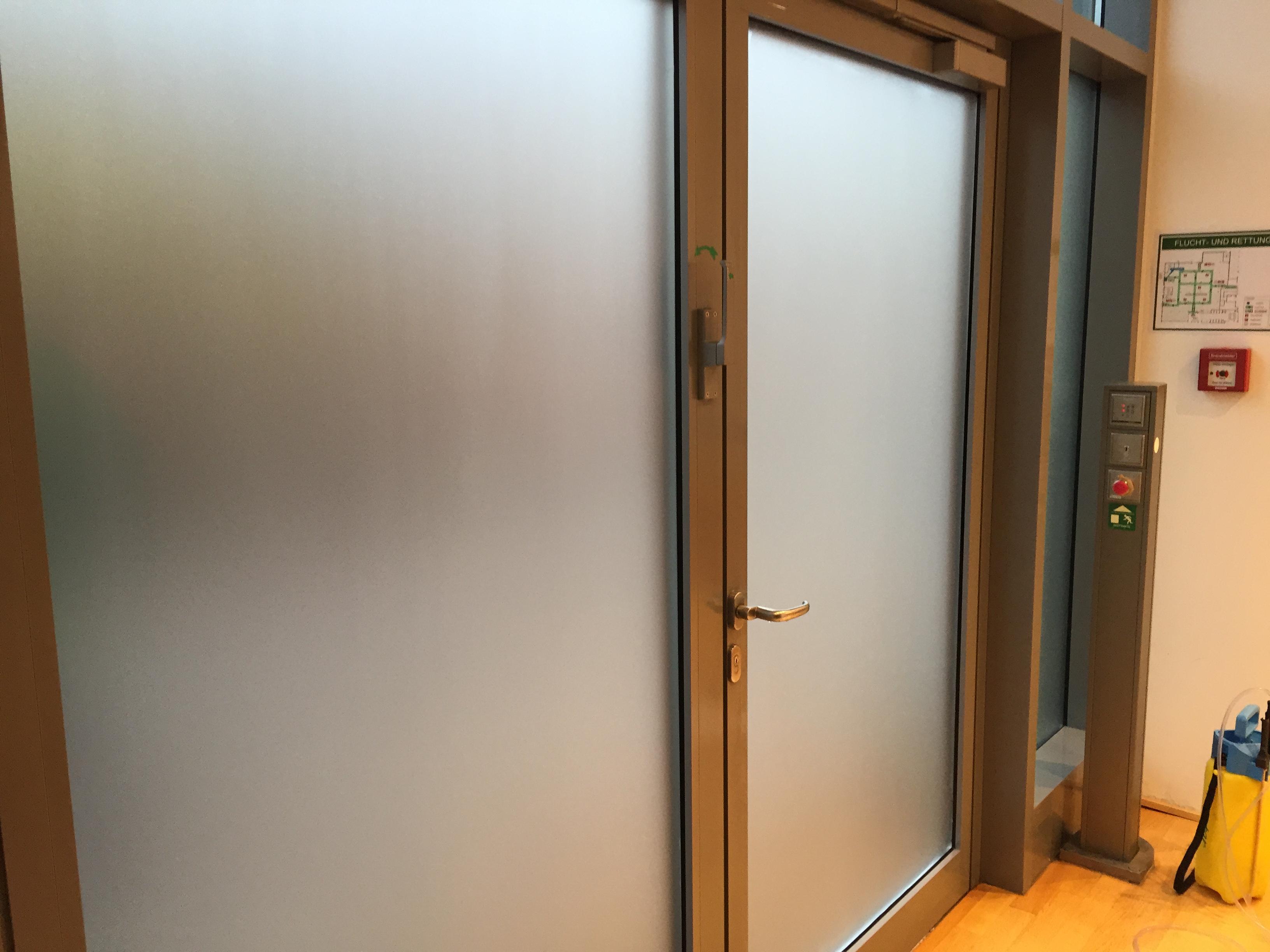Sichtschutzfolie für Ihr Fenster